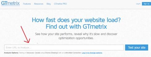 web speed test