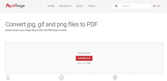 jpg to pdf converter online free