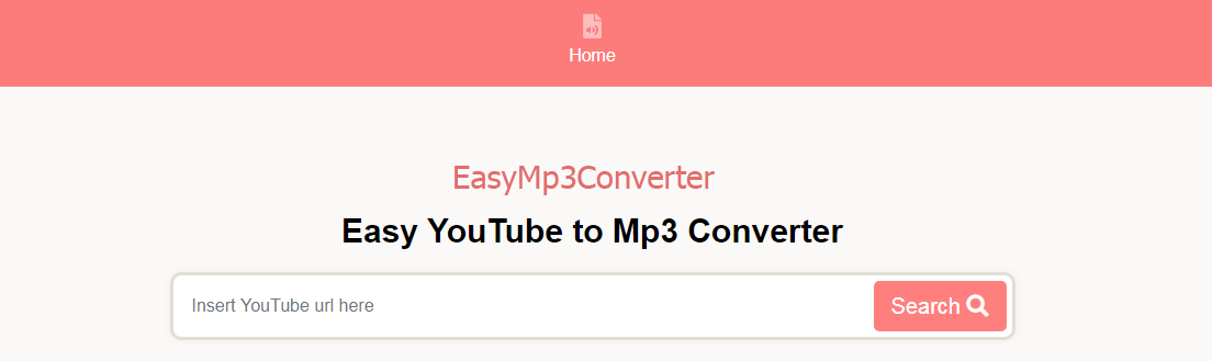 conversing youtube to mp3