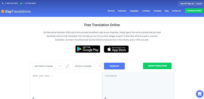 english to spanish translate
