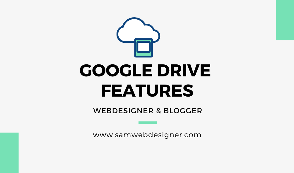 Log in Google Drive Securely and Hidden Google Drive Features