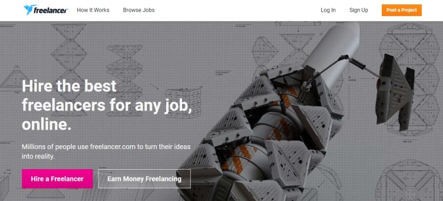 freelancer.com review