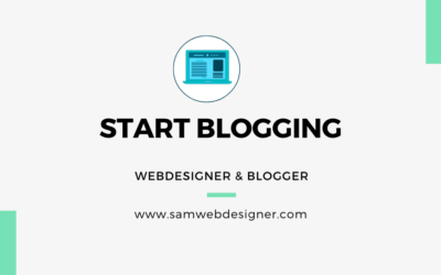 How to Start a Blog: My Full Blogging Guide