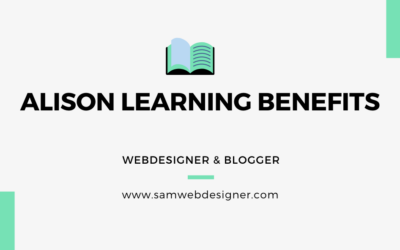 5 Best Benefits of Online Learning From Alison to Anyone