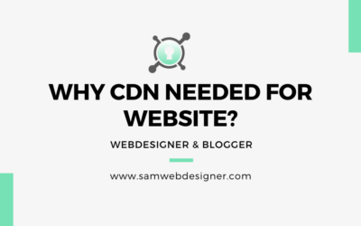 Top 5 Benefits of Using CDN in Every Websites
