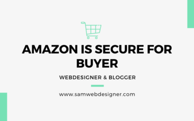 Why Amazon is More Secure for Shopping?
