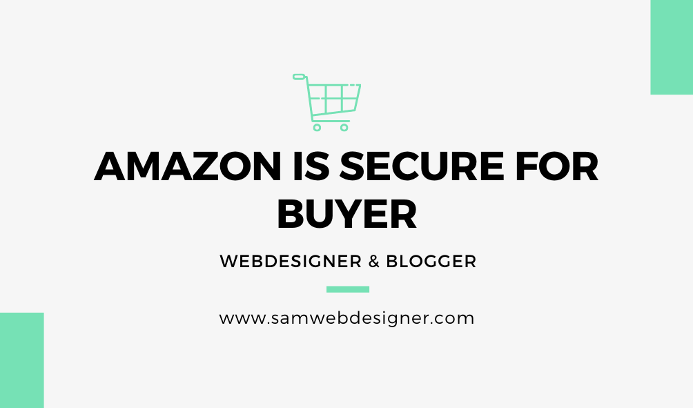 Why Amazon is More Secure for Shopping
